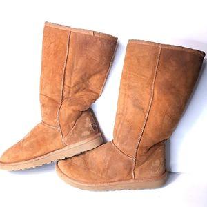 UGG Australia Classic Tall Womens Winter Boots Siz